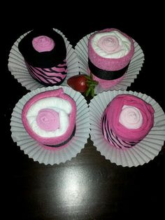 Onesie cupcake combo