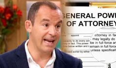 MARTIN LEWIS, appeared on This Morning ITV today to talk about wills and Power of Attorney. Do you need one? How does it work? Martin Lewis Money, Money Saving Expert, Power Of Attorney, Do You Need, Does It Work, Get One, Acting, Facts