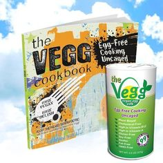 The Vegg Combo (4.5 Oz Container and the Vegg Cookbook) >>> Check this awesome product by going to the link at the image.