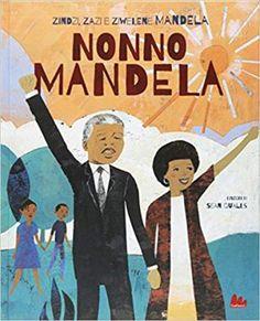 Nelson Mandela, Books, Libros, Book, Book Illustrations, Libri