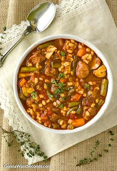 This Beef Barley Soup is just like the wonderful comfort food she served. Beef Barley Soup, Veg Soup, Crockpot Recipes, Soup Recipes, Chicken Recipes, Recipies, Dip, Road Trip Snacks, Clean Eating Snacks