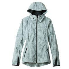 Bench Women's Reflection Cycling Jacket | Terry Bicycles....haha...safety first. I do think investing in a reflective rain coat for my morning mile walk through dark parking lots to my office would be a good idea.