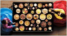 传统饭桌-韩国饮食,魔百韩旅