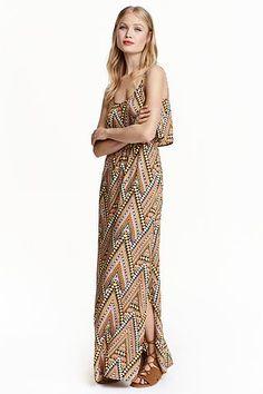 Llega la fiebre de los maxi vestidos ¡todas queremos lucir uno!