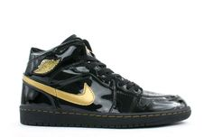 Air Jordan 1 Black & Gold
