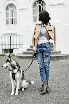 walking the dog: See Want Shop