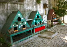cat houses in istanbul