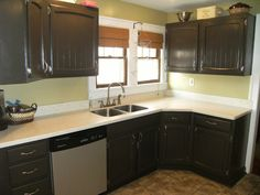 painted kitchen cabinets projects house pics photos painting kitchen cabinets ideas photos