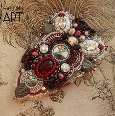 Natalia Volodeva is a beadwork artist from Kazakhstan.