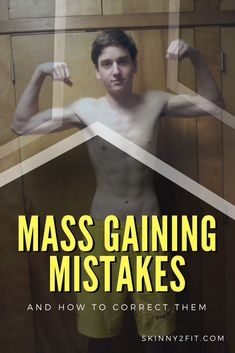 Are you trying to gain lean muscle? If you are you most certainly will want to avoid these mass gaining mistakes, as they can limit your chance of success.