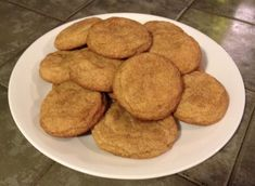 Cinnamon Cardamom Snickerdoodles - Found these after listening to the You Are Not So Smart podcast. He eats a cookie made from a recipe sent in by a listener at the end of every episode. These are crazy delicious.
