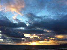#SantaMonica #Sunset