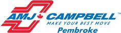 "AMJ Campbell Pembroke is one of your Moving Company-of-Choice, conveniently located in the heart of the Ottawa Valley, providing your family with a complete ""One-Stop"" Moving Solution. We are local, providing you with exceptional service for all of your relocation needs. Our highly trained professionals are ready to provide you with superior service for all of your packing, transportation, delivery or storage requirements."