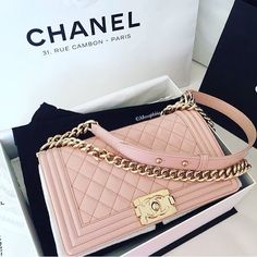 Pinterest : @jeniimariee ♡ Chanel Handbags 2017, Chanel Bags 2017, Pink Handbags, Designer Purses And Handbags, Women's Handbags, Luxury Handbags, Purses And Bags, Handbags Online, Gucci Bags