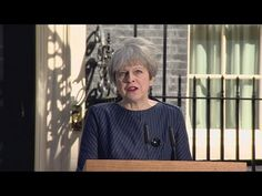 Officially...Archangel641's Blog: Theresa May calls general election for June 8 in s...