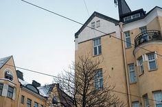 Kauneus asuu kaduilla / Beauty lives in the streets Helsinki, Cosy, Heaven, Street, Building, Life, Beauty, Sky, Heavens