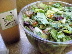 Chop't Salad - 1300 Connecticut Avenue NW #DC