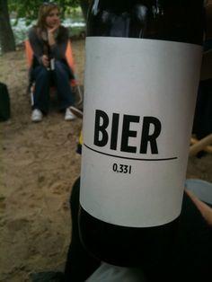 Bier 0,33l. Berlin. (Charlotte) #beer #bier