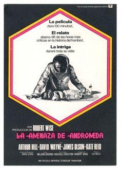1971 / La amenaza de Andrómeda - The Andromeda Strain