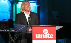 """""""I'm proud of all the Virgin businesses because in every sector—be it airlines or mobile phones or financial services—we have figured out how to make a difference in people's lives. It's very rewarding to hear so many people tell me how much better their flights are thanks to Virgin America's Wi-Fi or the friendliness of the staff."""" Branson 