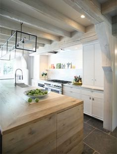 Details are beautiful. The island is fab. Family Kitchen & Renovation