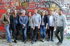 Des étudiants d'Audencia Nantes au service des artistes
