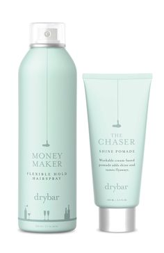 Drybar: Hair Products  - The Dieline -