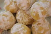 Our favourite: Lemon & White Chocolate Truffles