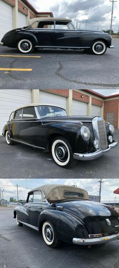 1953 Mercedes 300D Convertible Collector Cars For Sale, Manual Transmission, Convertible, Engineering, Technology
