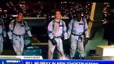 BILL MURRAY & DAN AKROYD WILL MAKE CAMEO APPEARANCES ON NEW GHOSTBUSTERS...