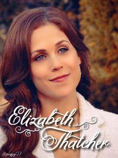 Absolutely beautiful! Erin Krakow-When Calls The Heart --Hallmark Channel