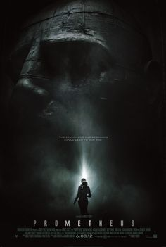 Prometheus (2012). I'm not sure what I think of this, but it was definitely interesting.