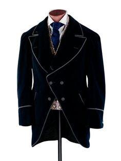 DAVID PAUL Unisex Vintage Wool Plaid Jacket Blazer Vintage Smoking Jacket Women/'s Wool Jacket