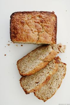 gluten free banana bread recipe (soy & dairy -free too)