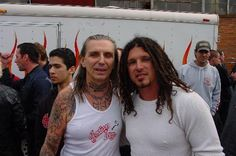 Billy Lane and Indian Larry