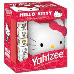 Hello Kitty Yahteez
