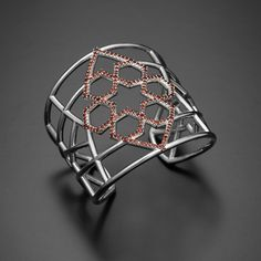 """Armspange """"Cannes"""" Cannes, Cuff Bracelets, Silver, Jewelry, Fashion, Things To Do, Jewellery Making, Moda, Jewerly"""