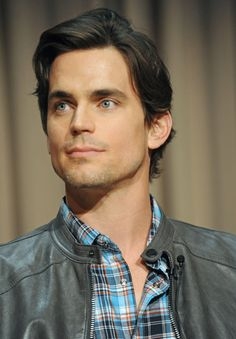 Matt Bomer-I bet he crawls out of bed all sexy in the morning! He has a boyfriend, boy is he lucky to have Matt.