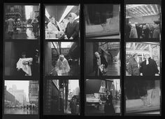 Vivian Maier Contact Sheet | March 31, 1966. Chicago, IL VM1966W01174