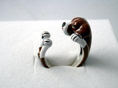 Beagle Ring Anello Beagle Design Marco Giardini