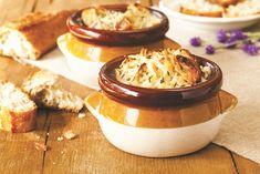 Je t'aime, Vegan French Onion Soup.