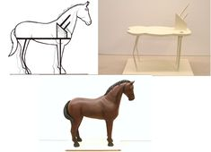 Horse structure