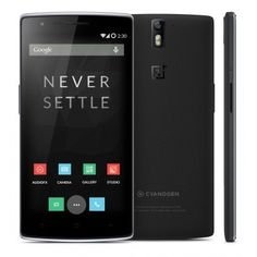 OnePlus One - OnePlus.net  I'd love to get one and have it as a secondary phone. Yes, secondary. It's only $349 for the 64GB model, unlocked!!