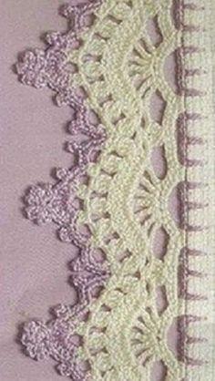 Watch This Video Beauteous Finished Make Crochet Look Like Knitting (the Waistcoat Stitch) Ideas. Amazing Make Crochet Look Like Knitting (the Waistcoat Stitch) Ideas. Crochet Boarders, Crochet Edging Patterns, Crochet Lace Edging, Crochet Doilies, Crochet Edgings, Tunisian Crochet, Filet Crochet, Easy Crochet, Lace Knitting