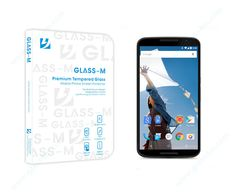 The obvious choice in high-end screen protection for your Google Nexus 6, the tempered glass Glass-M series amazed us when we evaluated it. Phone Screen Protector, Glass Protector, Tempered Glass Screen Protector, Google Nexus 6