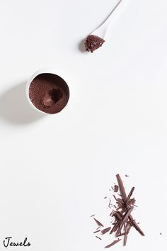 chocOlate mousse with espresso and brandy