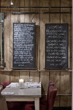blackboards and chalk #decoration #writing #blackboard