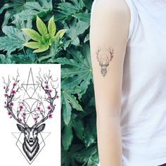 a3badddd5b1d3 Temporary Tattoo For Adult Man Woman Waterproof //Price: $8.25 & FREE  Shipping