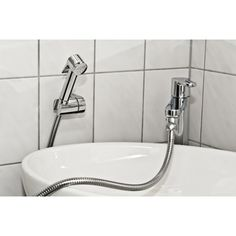 Covert a sink faucet to a hand held shower    attach a hose to yourAuralum  Chrome plated Tub Taps Waterfall Bathtub Faucet  Wall in  . Hand Held Shower Head Attaches Tub Faucet. Home Design Ideas
