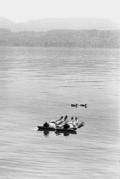 Henri Cartier-Bresson  SWITZERLAND. Zurich. 1953.